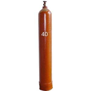 Гелиевый баллон 40 литров